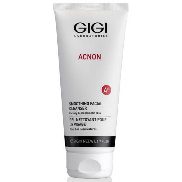 Acnon Smoothing Facial Cleanser GIGI, 200 ml / Мыло для глубокого очищения ДжиДжи, 200 мл