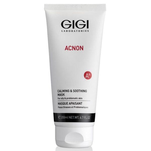 Acnon Calming & Soothing Mask GIGI, 200 ml / Маска восстанавливающая, успокаивающая ДжиДжи, 200 мл