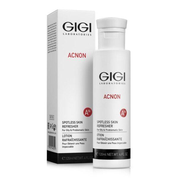 Acnon Spotless Skin Refresher GIGI, 120 ml / Эссенция-тоник противовоспалительная поросуживающая ДжиДжи, 120 мл