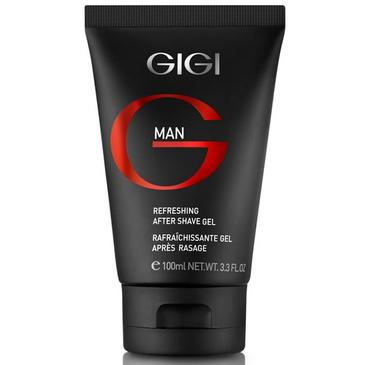 Man Refreshing After Shave Gel GIGI, 100 ml / Увлажняющий гель после бритья ДжиДжи, 100 мл