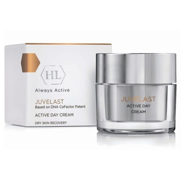 Juvelast Active Day Cream Holy Land