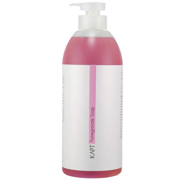Natural Medicare Pomegranate Soap Kart, 1000 ml / Гранатовое мыло Карт, 1000 мл