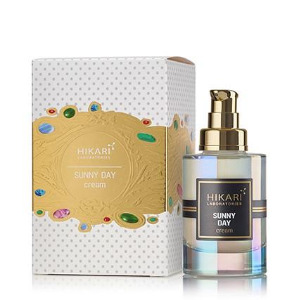 Sunny Day Cream SPF 30 Hikari, 50 ml / Защищающий и увлажняющий дневной крем SPF 30 Хикари, 50 мл
