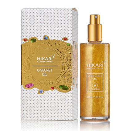 U-secret Oil Hikari, 100 ml / Увлажняющее масло Хикари, 100 мл