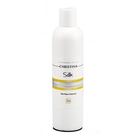 Silk Fiber Activator Christina, 300 ml / Активатор для шелковых волокон (шаг 5b) Кристина, 300 мл