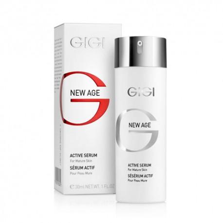 Na Active Serum GIGI, 30 ml / Активная Сыворотка ДжиДжи, 30 мл