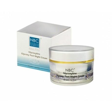 Glycoxy Peel Cream Night Cream NBC Haviva Rivkin, 50 ml / Активный АХА крем-пилинг с гликолевой кислотой Хавива Ривкин, 50 мл