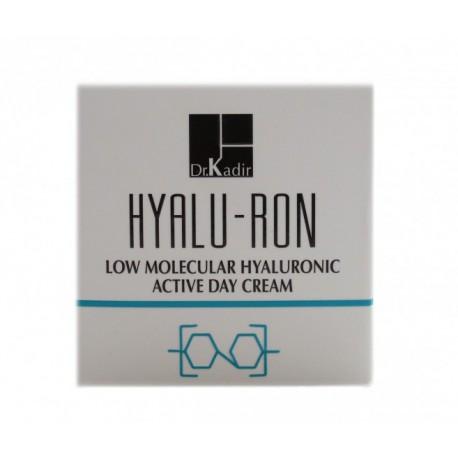 Low Molecular Hyaluronic Active Day Cream Dr. Kadir, 50 ml / Активный дневной крем с низкомолекулярной гиалуроновой кислотой Доктор Кадир, 50 мл