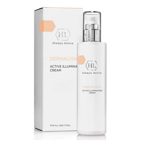 Active illuminating Cream Holy Land, 50 ml / Активный осветляющий крем Холи Лэнд, 50 мл