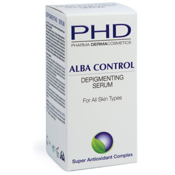 Alba Control Depigmenting Serum PHD 50 ml