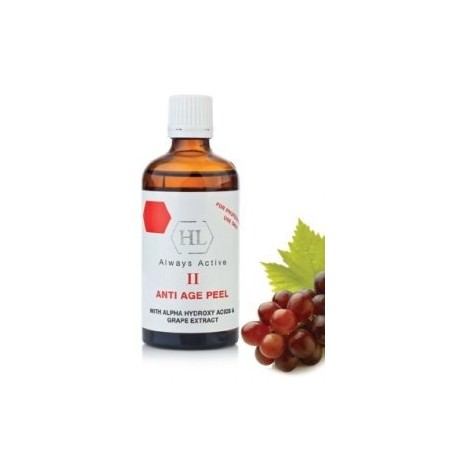 ANTI AGE PEEL 2 Holy Land, 100 ml / АНА + экстракт виноградных косточек Холи Лэнд, 100 мл