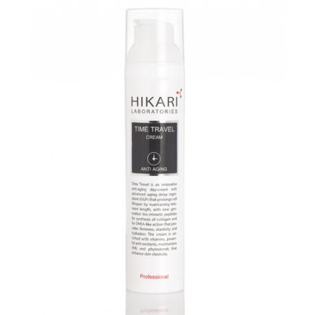 Time Travel cream Hikari, 100 ml / Антивозрастной крем Хикари, 100 мл