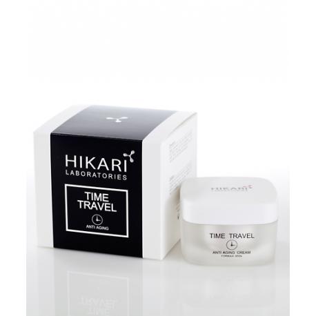 Time Travel cream Hikari, 50 ml / Антивозрастной крем Хикари, 50 мл