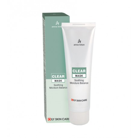 Clear Mask Anna Lotan, 100 ml / Балансирующая увлажняющая маска Анна Лотан, 100 мл
