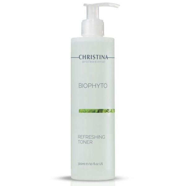 BioPhyto Refreshing Toner Christina, 300 ml / Освежающий тоник Кристина, 300 мл