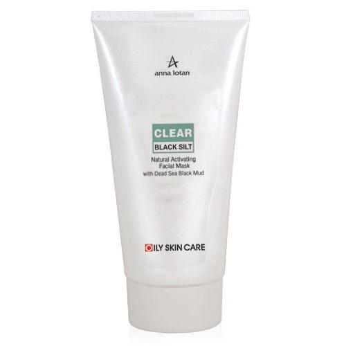 Clear Black Silt Anna Lotan, 300 ml / Маска Черная жемчужина Анна Лотан, 300 мл