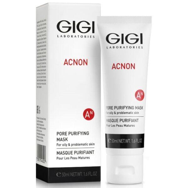 Acnon Pore Purifying Mask GIGI, 50 ml / Маска для глубокого очищения пор ДжиДжи, 50 мл