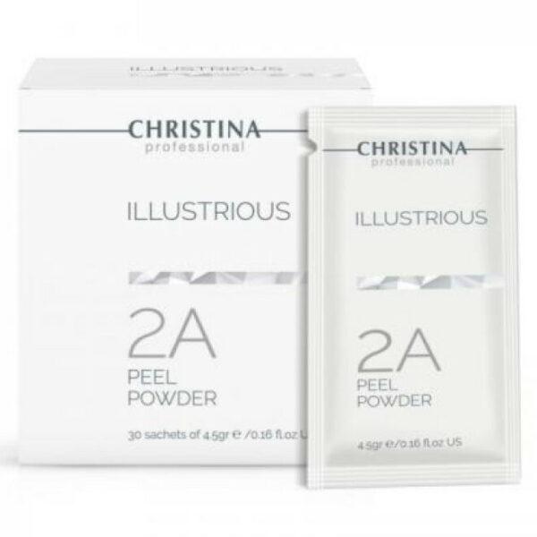 Illustrious Night Cream Christina, 30x4.5 gr / Пилинг-порошок (Шаг 2а) Кристина, 30x4.5 гр