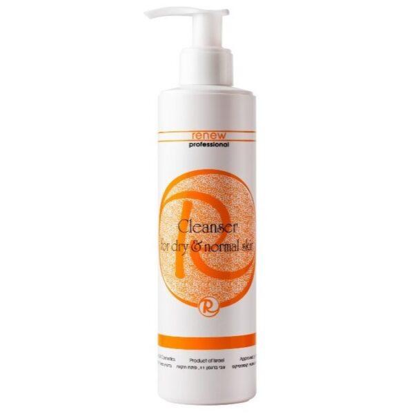 Cleancer for Dry & Normal skin Renew, 250 ml / Очищающий гель для нормальной и сухой кожи Ренью, 250 мл