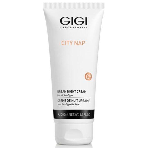 City Nap Urban Night Cream GIGI, 200 ml / Крем ночной ДжиДжи, 200 мл