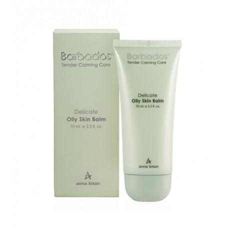 Delicate Oily Skin Balm Anna Lotan, 70 ml / Деликатный крем Барбадос Анна Лотан, 70 мл