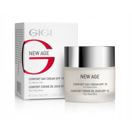 Na Comfort Day Cream Spf15 GIGI, 50 ml / Дневной Крем Spf15 ДжиДжи, 50 мл
