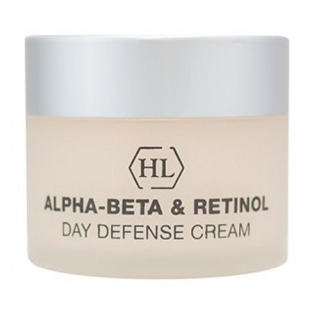 Alpha-beta & Retinol Day Defense Cream Holy Land, 250 ml / Дневной защитный крем Холи Лэнд, 250 мл