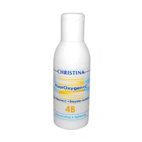 Fluoroxygen+C Pure Vitamin C + Enzymes Activator step 4b Christina, 150 ml / Энзимный активатор, pH 2,5-3,0 (шаг 4б) Кристина, 150 мл