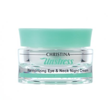 Harmonizing Night Cream for eye and neck Christina, 30 ml / Гармонизирующий ночной крем для кожи вокруг глаз и шеи Кристина, 30 мл