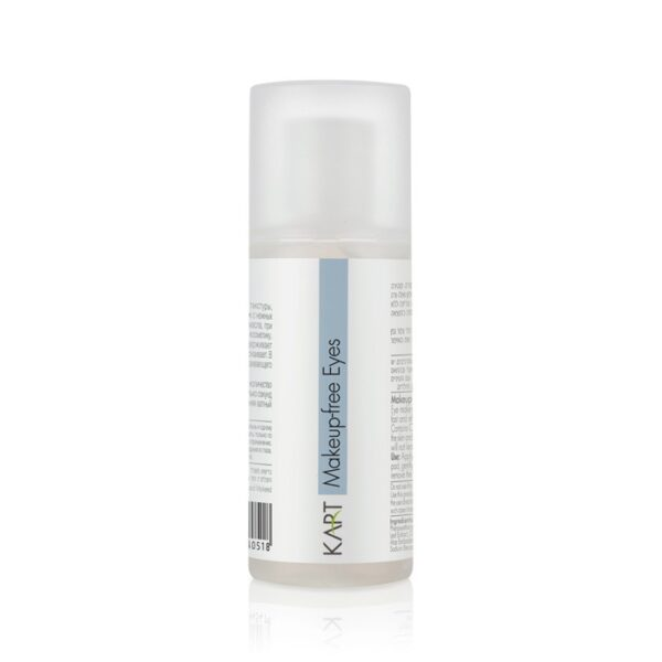 Makeup-free Eyes Kart, 150 ml / Гель для снятия макияжа Карт, 150 мл