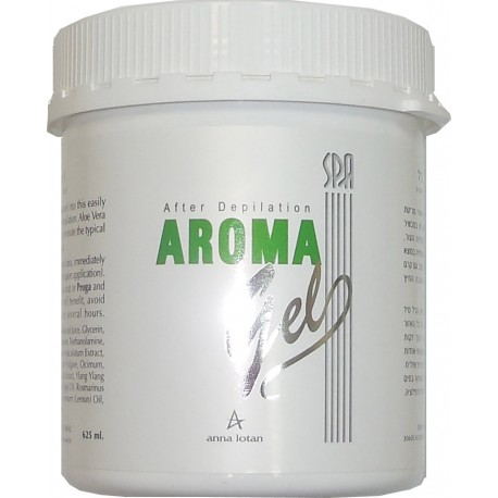 Aromagel After Depilation Anna Lotan, 625 ml / Гель после депиляции Анна Лотан, 625 мл
