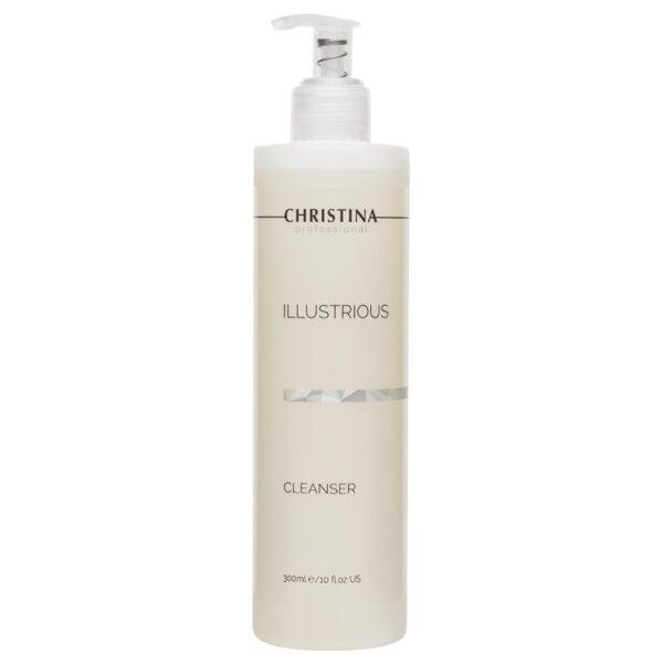 Illustrious Cleanser Christina, 300 ml / Гель для умывания с АНА Кристина, 300 мл