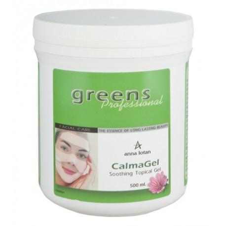 Greens CalmaGel Soothing Topical Gel Anna Lotan, 500 ml / Кальмогель Анна Лотан, 500 мл