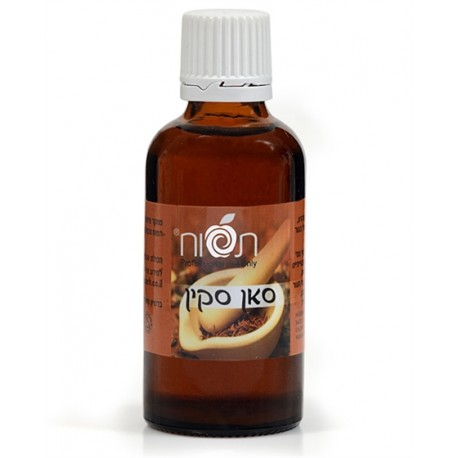 San skin Tapuach, 50 ml / Капли для подсушивания жирной кожи Тапуах, 50 мл