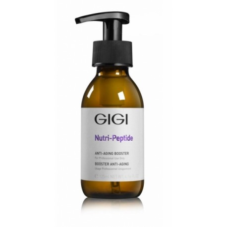 Nutri peptide Anti-Aging Booster GIGI, 125 ml / Концентрат-бустер для анти-возрастной терапии ДжиДжи, 125 мл