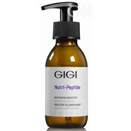 Nutri peptide Whitening Booster GIGI, 125 ml / Концентрат-бустер для осветления и сияния кожи ДжиДжи, 125 мл