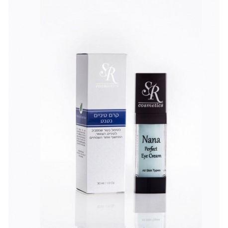 Mint Eye Cream SR Cosmetics, 30 ml / Крем для глаз с экстрактом мяты ЭсЭр Косметикс, 30 мл