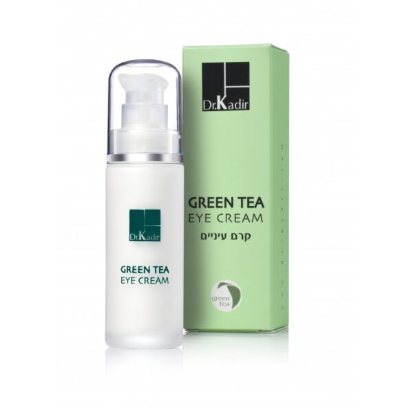 Green Tea Eye Cream Dr. Kadir, 30 ml / Крем для кожи вокруг глаз Доктор Кадир, 30 мл