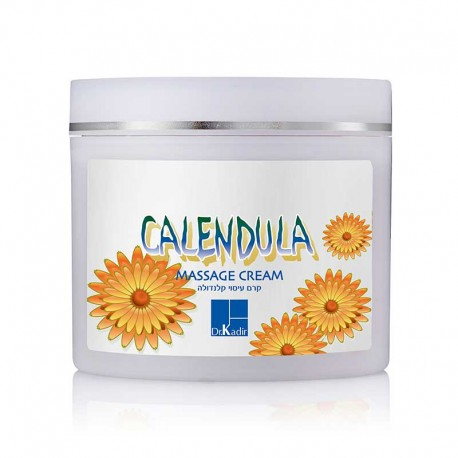 Massage cream Calendula Dr. Kadir, 250 ml / Крем для массажа на основе календулы Доктор Кадир, 250 мл
