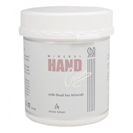 Mineral Hand Cream Anna Lotan, 625 ml / Крем для рук с минералами мертвого моря Анна Лотан, 625 мл