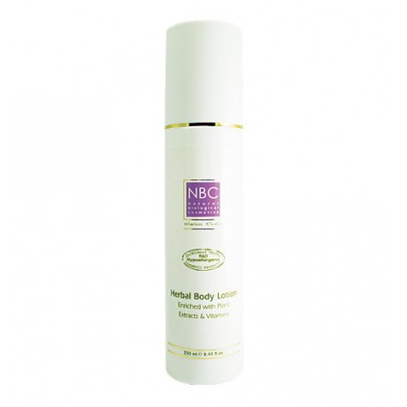 Herbal Body Lotion NBC Haviva Rivkin, 250 ml / Крем для тела Хавива Ривкин, 250 мл