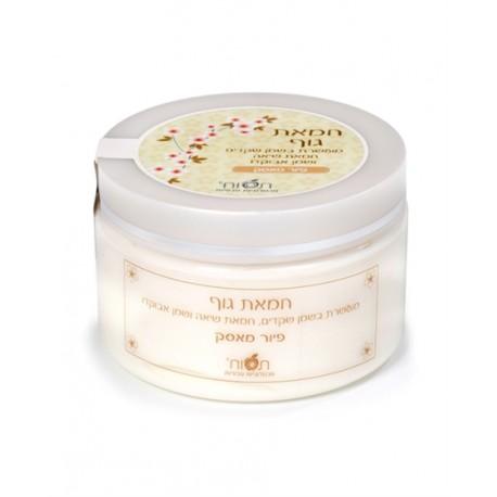 Body Butter Pure Musk Shea Tapuach, 300 ml / Крем для тела натуральный Тапуах, 300 мл