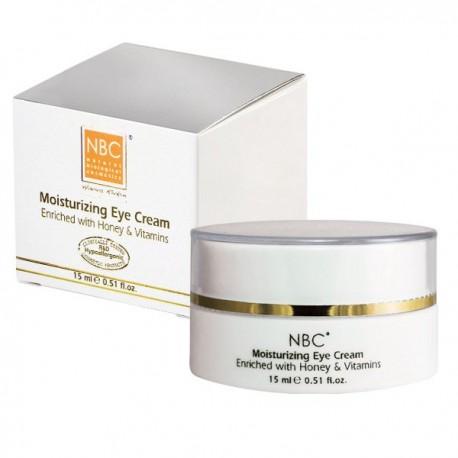 Moisturizing Eye Cream NBC Haviva Rivkin, 15 ml / Крем для век увлажняющий Хавива Ривкин, 15 мл