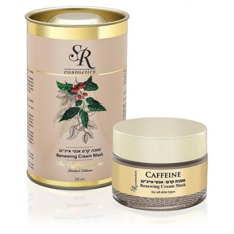 Renewing Cream Mask SR Cosmetics, 50 ml / Крем-маска с антивозрастным эффектом ЭсЭр Косметикс, 50 мл