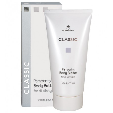 Classic Pampering Body Batter Anna Lotan, 150 ml / Крем-масло для тела Анна Лотан, 150 мл
