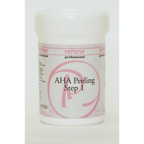 AHA Cream-Peeling step-1 Renew, 250 ml / Kрем-пилинг с кислотами АНА Ренью, 250 мл