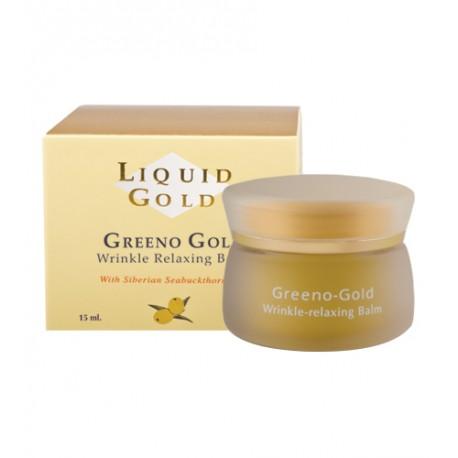 Greeno-Gold Wrinkle Relaxing Balm Anna Lotan, 15 ml / Крем против морщин Грино-Голд Анна Лотан, 15 мл
