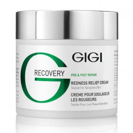 Recovery Redness Relief Cream GIGI, 250 ml / Крем против покраснений ДжиДжи, 250 мл