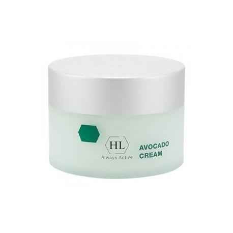 AVOCADO CREAM Holy Land, 250 ml / Крем с авокадо для сухой кожи Холи Лэнд, 250 мл