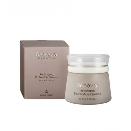 Recharging Bio Peptide Essence Anna Lotan, 50 ml / Крем-сыворотка против морщин Анна Лотан, 50 мл